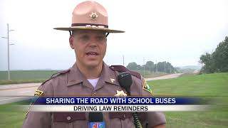 152 school bus safety driving rules