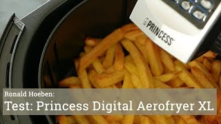 In een vierluik van Airfryertests is dit onze ervaring met de Princ...
