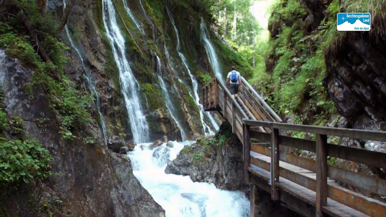 Wandern in Bayern: Wimbachklamm, Ramsau im Nationalpark ...
