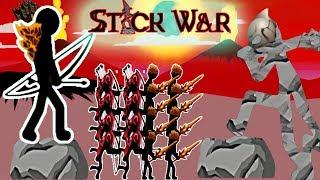 Stick War Legacy - New Skins Unlocked Archidon Part 61