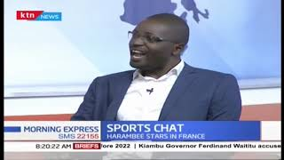 Harambee stars prep for AFCON, Liverpool wins champions league |  SPORTS CHAT