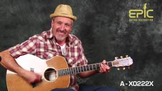 Baixar Learn classic country Buck Owens Loves Gonna Live Here guitar song lesson chords strums