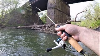TROUT Fishing TIPS - Trout Fishing with Spinners
