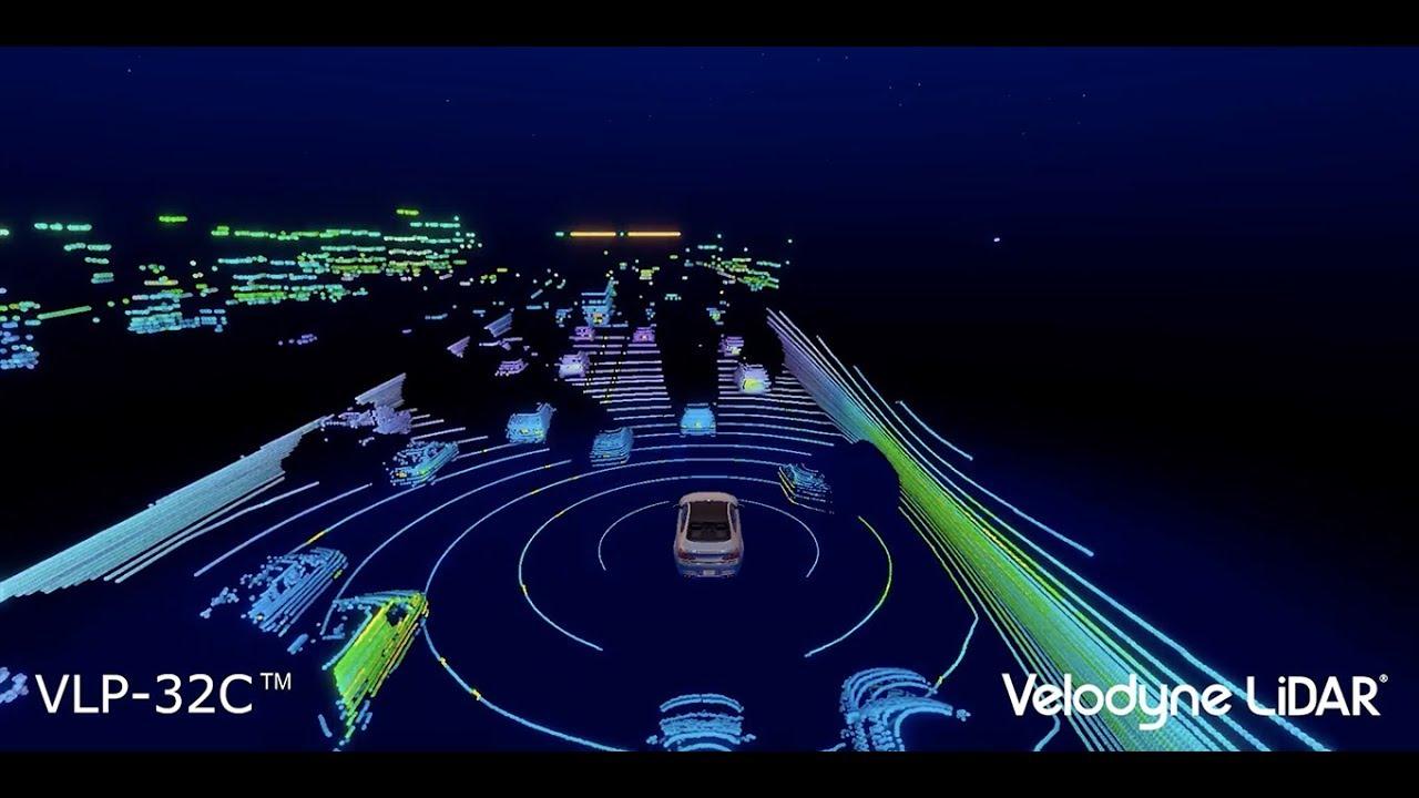 Velodyne LiDAR ULTRA Puck™ VLP-32C - Around Los Angeles