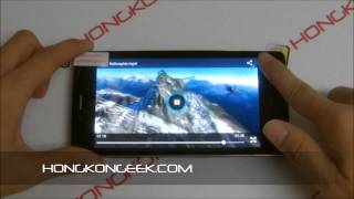 - UNBOXING AND TEST - CHINESE SMARTPHONE CUBOT P10 ANDROID 4.2