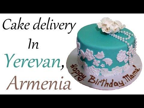 Cake Delivery In Yerevan | Доставка Тортов в Ереване