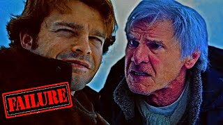 Solo: A Star Wars Story — Anatomy Of A Failure