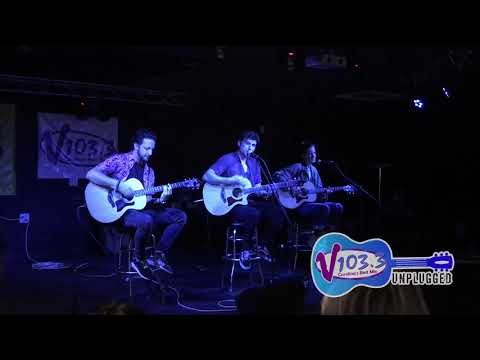 Ocean Park Standoff - If You Were Mine (Live) - V103.3 Unplugged