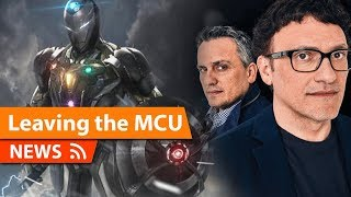 Avengers Endgame Directors are leaving the MCU after Endgame