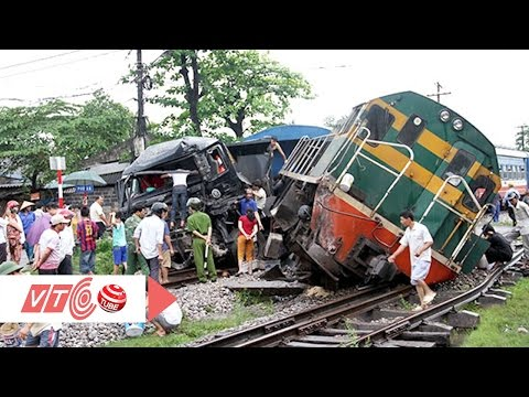 Những vụ tai nạn đường sắt kinh hoàng   VTC