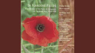 Charles Ives: Three Songs Of War: Charles Ives: Tom Sails Away