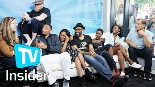 The 'Black Lightning' Cast Previews Season 2 at Comic-Con   TV Insider