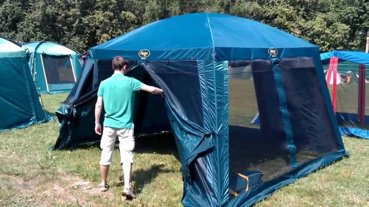 туристическая мебель NORFIN. Тент-шатер, стол, стулья, термосумка .