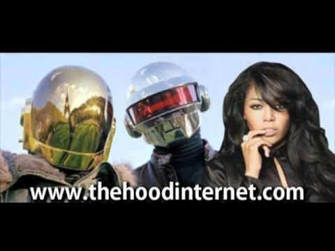 The Hood Internet  Take Control of Da Funk Amerie vs Daft Punk