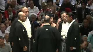 平成25年秋場所6日目 ~しましたが!~しましたが!!!! sumo 大相撲.