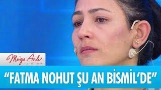 Fatma Nohutlu'nun Diyarbakır Bismil'de yaşadığı öğrenildi - Müge Anlı İle Tatlı Sert 11 Aralık 2017