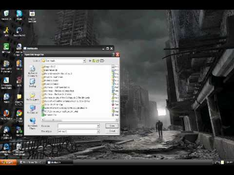 how to put linux on a flash drive