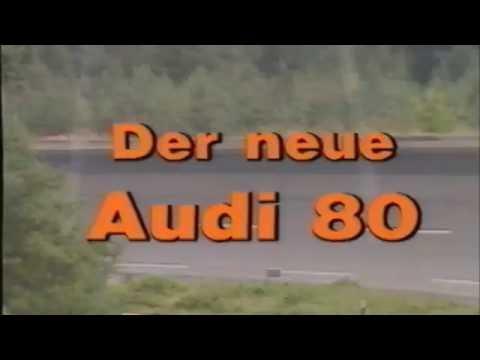 Der neue Audi 80 (1987) B3