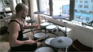 Lindsey Stirling Crystallize - Drum Cover/Remix by Alex Marks