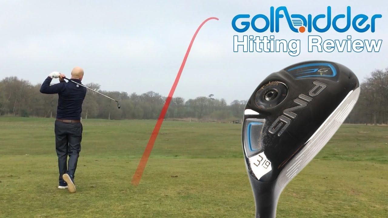 Ping G Series Hybrid - Hitting Review