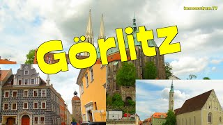 Görlitz-Sachsen-beeindruckende Altstadt an der Neiße *Sehenswürdigkeiten *mdr Imagefilm