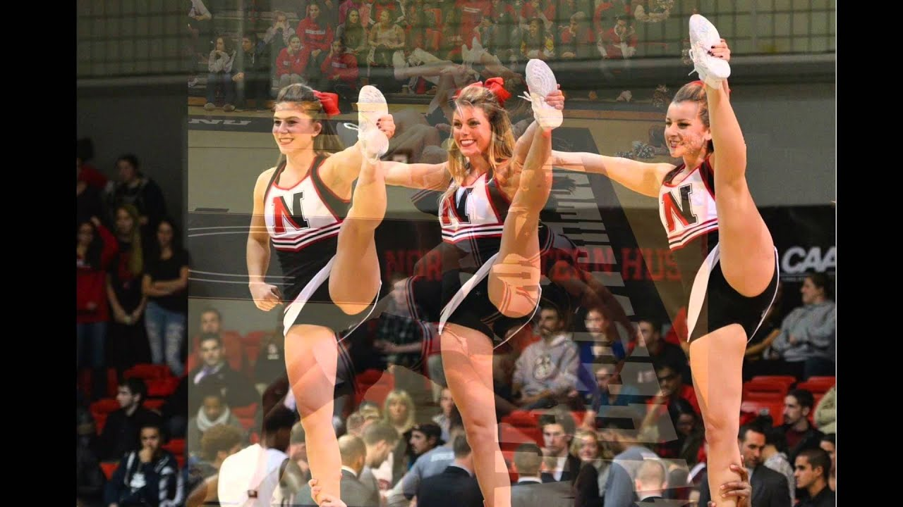 Image result for northeastern U basketball cheerleaders