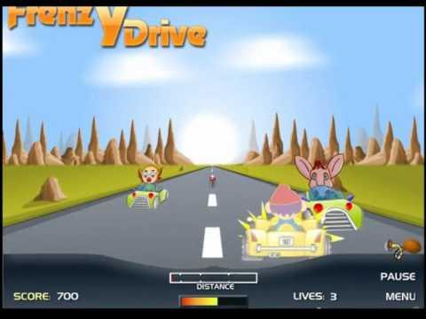 Frenzy Drive [Free Kids Games]