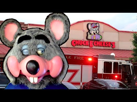 What Happened at Chuck E Cheese? Follow me on Twitch @ infinites7ven