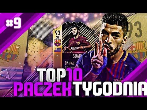 FIFA 18 | TOP 10 PACZEK TYGODNIA  | #9 |