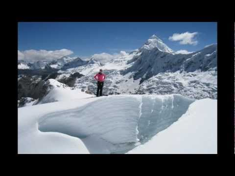 Peruvian Andes: Climbing and Other Nonsense