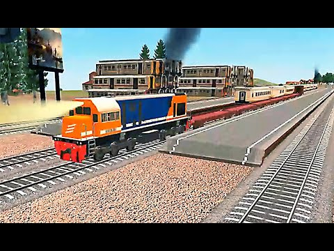 Subway Bullet Train Sim 2019 Level 15 Youtube