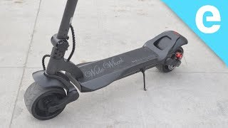 Review: Mercane WideWheel 1,000W dual motor electric scooter