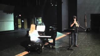 Beni Salvia NTC audition, intrada 2013