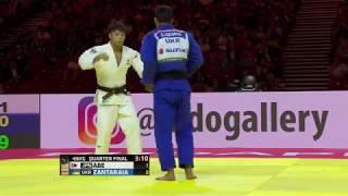 ►ABE, Hifumi (JPN) vs ZANTARAIA, Georgii (UKR) - World Judo Championships 2017