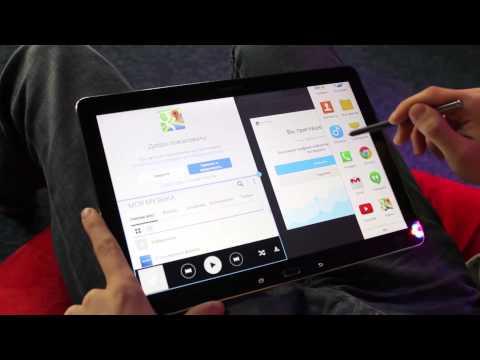 Samsung Galaxy Note Pro 12.2 - обзор