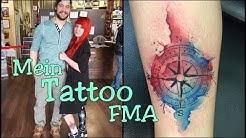 Mein Tattoo FMA mit Patrick G. Boll ♥