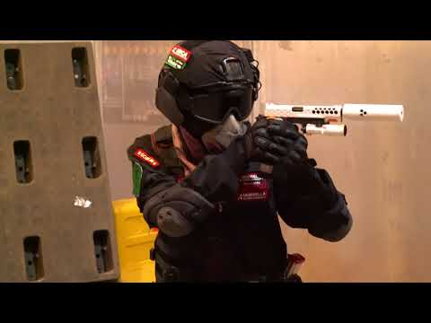 How to breach a Room | Airsoft CQB Tactics