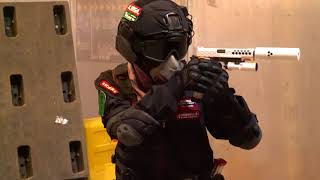 How to breach a R๐om | Airsoft CQB Tactics