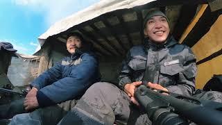 Сезон охоты на турпана 2021 Турпан Якутия Анды