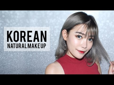 Korean Natural Make Up Tutorial 데일리 네추럴 화장법