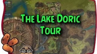 Guild Wars 2 - Lake Doric Exploration & Details | New Miniature Combat Tonic + Seraph Stat Set!