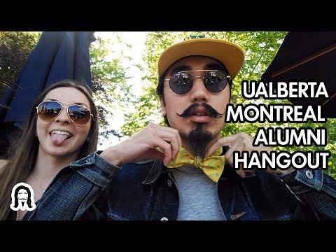 University of Alberta Montreal Alumni Hangout