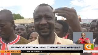 Vita baina ya jamii mbili vyasababisha maafa