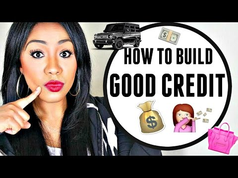 How To Build Credit Fast | #MoneydipMonday