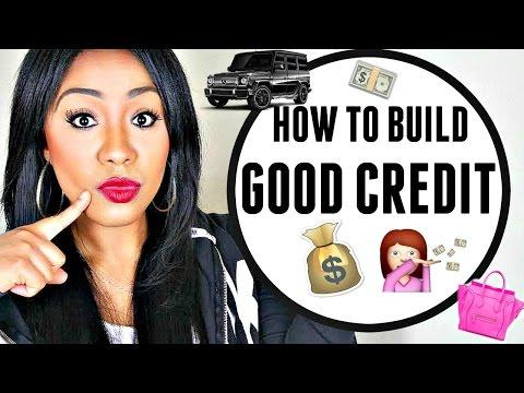 How To Build Credit Fast | #MoneydipMonday