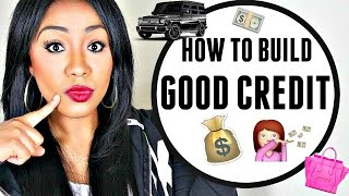 How To Build Credit Fast | #MoneydipMonday(How To Build Credit Fast! and How to Make Money! By request here is another #MoneydipMonday video in which I tell you how to build credit from scratch, get a ..., 2016-01-26T03:30:10.000Z)