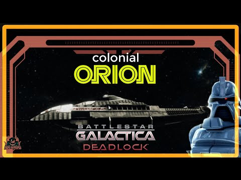 Ghost Fleet Offensive ORION FRIGATE | Battlestar Galactica Deadlock