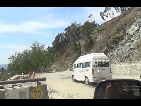 (Day7) Kullu manali to Dharamshala Mcleodganj Road Trip Highlights 240km