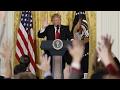 President Trump Vents Media Frustrations
