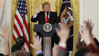 President Trump Vents Media Frustrations